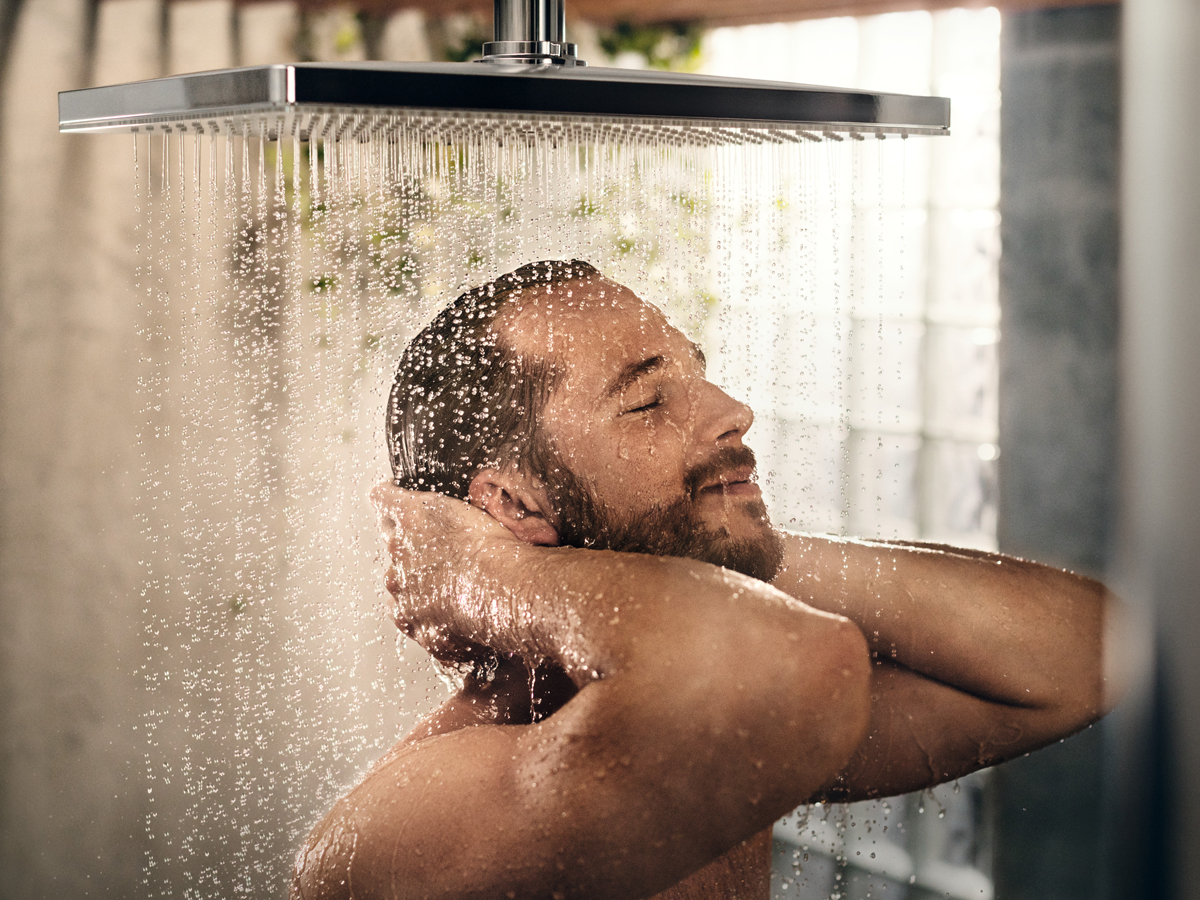 Taps & mixers for bathrooms, showers and kitchens | hansgrohe INT